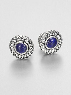 Scott Kay - Sterling Silver Cuff Links