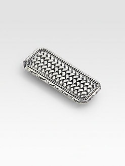 Scott Kay - Sterling Silver Money Clip