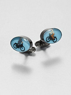 Paul Smith - Bicycle Cuff Links