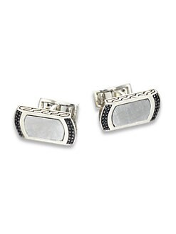 John Hardy - Rectangular Cuff Links