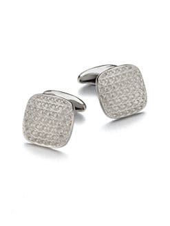 Salvatore Ferragamo - Gemilli Cuff Links