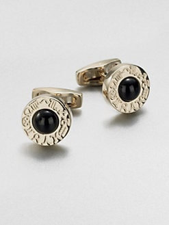 Salvatore Ferragamo - Gem Zodiaco Cuff Links