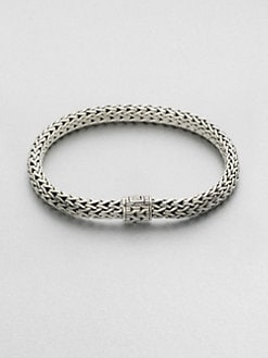 John Hardy - Medium Oval Chain Bracelet