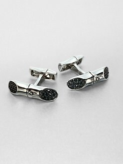 John Hardy - Bamboo Bar Cuff Links