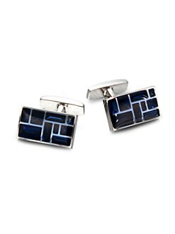 BOSS Black - Garit Cuff Links