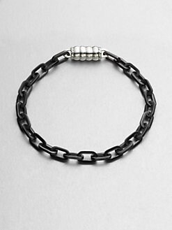 John Hardy - Steel Link Magnetic Bracelet