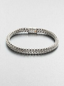 John Hardy - Bedeg 18KT-Gold Bracelet
