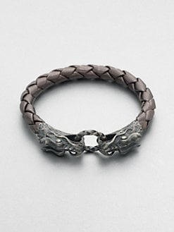John Hardy - Naga Silver Dragon Bracelet
