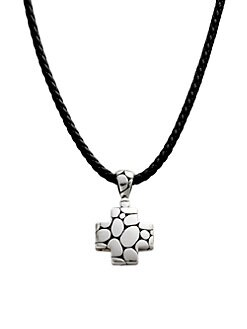 John Hardy - Kali Cross Necklace