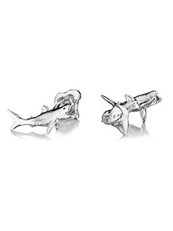 Robin Rotenier - Shark Cuff Links