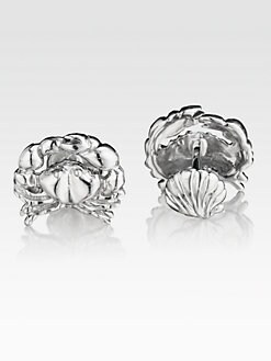 Robin Rotenier - Crab Cuff Links