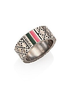 Gucci - Sterling Silver Ring