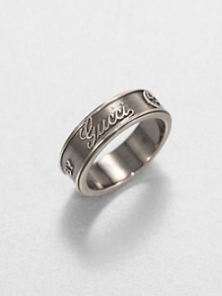 Gucci - GG Craft Large Ring