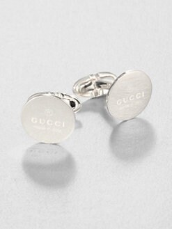 Gucci - Trademark Cuff Links