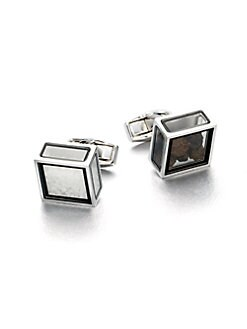 Tateossian - Pandora Box Cuff Links