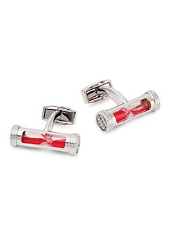 Tateossian - Cylinder Cuff Links