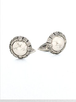 Stephen Webster - Round Cuff Links