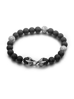 David Yurman - Spiritual Beaded Bracelet