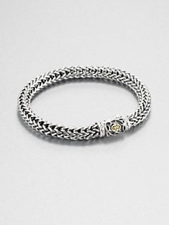 Scott Kay - Sterling Silver Doberman Bracelet