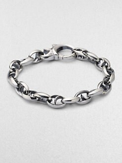 Stephen Webster - Sterling Silver Oval Link Bracelet