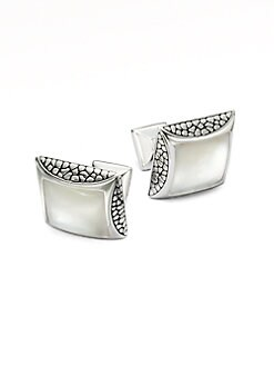 Stephen Webster - Heartbreaker Square Cuff Links