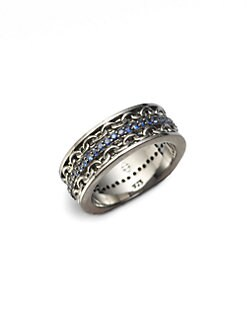 Stephen Webster - Black Rhodium Plated Ring