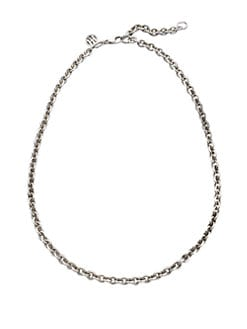 John Hardy - Sterling Silver Necklace