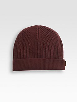 Burberry - Fisherman's Knitted Beanie