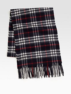 Burberry - Icon Cashmere Scarf