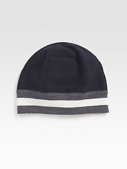 Bally - Striped Knit Hat