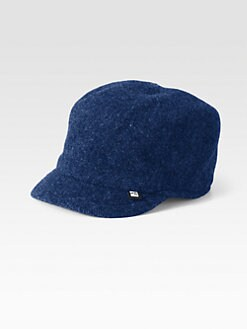 Block Headwear - Bleeker Newsboy Cap