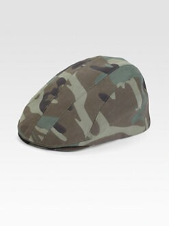 Mr. KIM by Eugenia Kim - Jimmy Linen Driving Cap