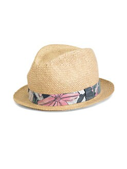 Paul Smith - Vintage Paper Straw Hat