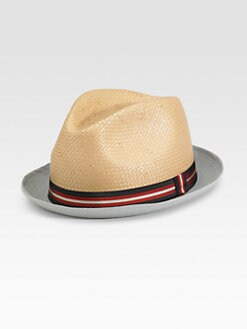 Paul Smith - Cotton Brim Tribly Fedora