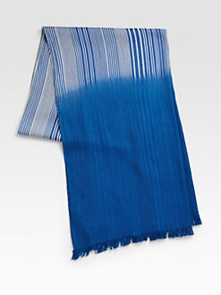 Paul Smith - Dip-Dyed Scarf