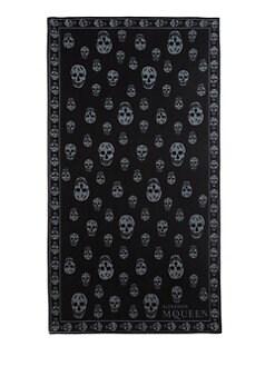 Alexander McQueen - Skull Beach Towel