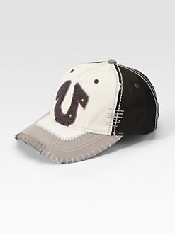 True Religion - Felt Horseshoe Cap