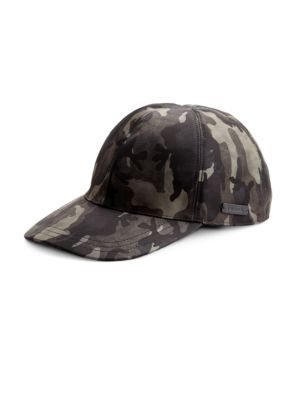 Tessuto Camouflage Baseball Cap