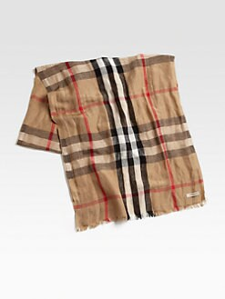 Burberry - Super Exploded Check Scarf