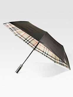 Burberry - Packable Regent Walking Umbrella