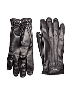Prada - Nappa Leather Gloves