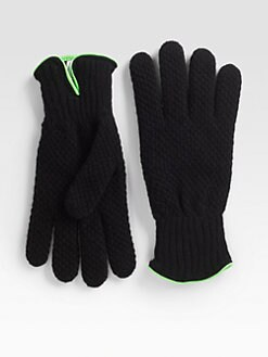 Paul Smith - Wool Knit Gloves
