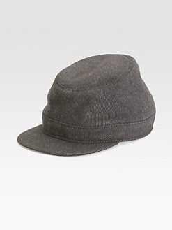 Mr. KIM by Eugenia Kim - Lincoln Herringbone Combat Cap