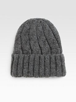 Mr. KIM by Eugenia Kim - Jon Alpaca Beanie Hat