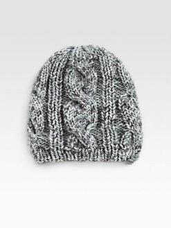 GENIUS by Mr. Kim - Kate Wool Beanie