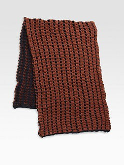 GENIUS by Mr. Kim - Becker Knit Scarf
