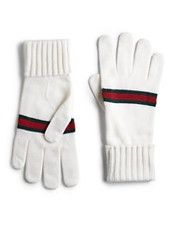 Gucci - Knit Gloves