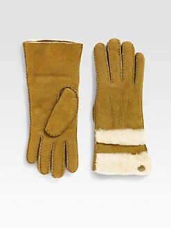 UGG Australia - In and Out Shearling Gloves