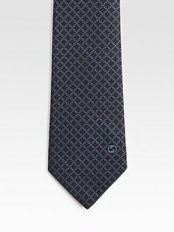 Gucci - Diamond Print Tie