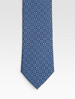 Gucci - GG Logo Tie